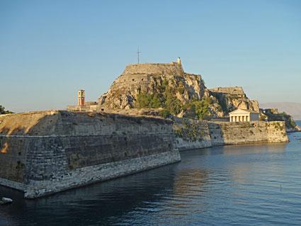 Παλαιό Φρούριο της Κέρκυρας